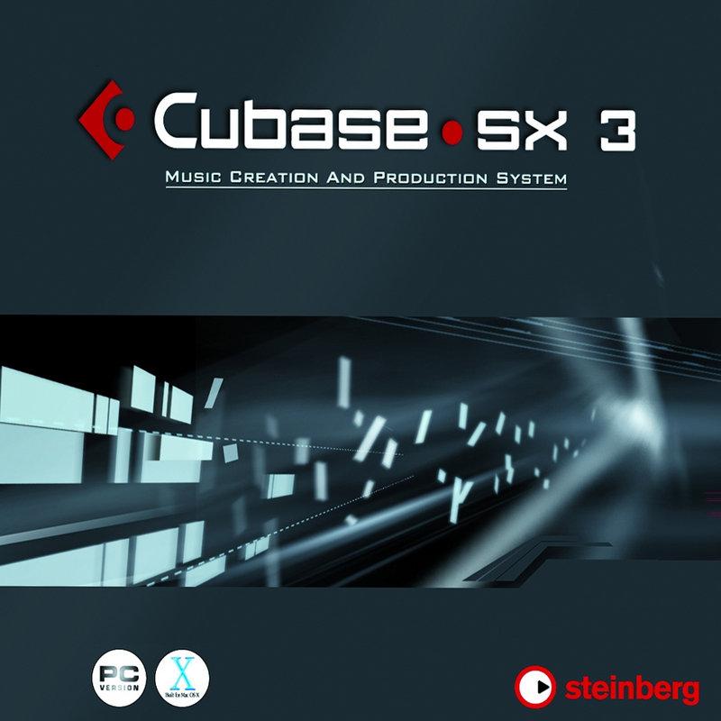 cubase sx3 h2o