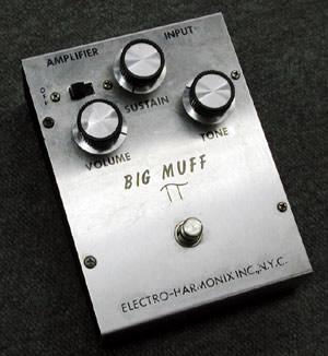 Big Muff pi datant