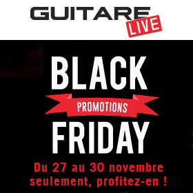 Black Friday Guitare Live 2020 !