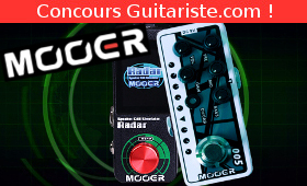 Concours Mooer