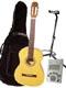 Guitare classique Santos Y Mayor Pack GSM5