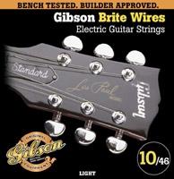 Corde Gibson Brites Wires SEG-700L Light 10-46
