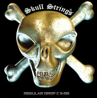Skull strings Regular Drop C 11-58