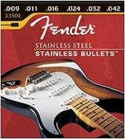 Corde Fender Stainless 3350L 09-42