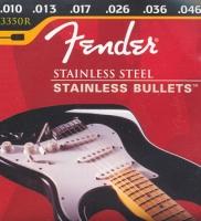 Corde Fender Stainless 3350R 10-46