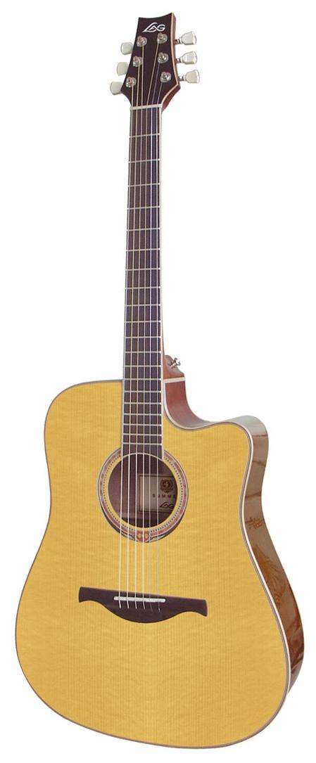 Guitare Lag Summer LA 200DCE : infos / achat / vente
