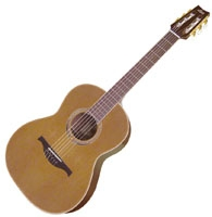 Guitare classique Lag Autumn classic nylon LA312N