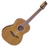 Guitare classique Lag Autumn classic nylon LA312N left hand