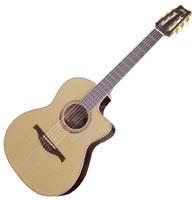 Guitare classique Lag Winter classic nylon cutaway ac/el 412NCE