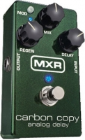 MXR M 169 Analog Delay Carbon Copy