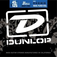 Corde Dunlop Trujillo Nickel Plated Steel Bass Medium 5 strings 45-130 DBN2025