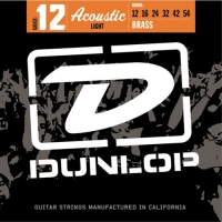 Corde Dunlop 80/20 Acoustic Light 12-54 DAB1066