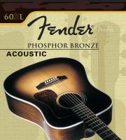 Corde Fender Phosphor Bronze WBE 60L 012-053