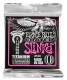 Accessoire Ernie Ball Hi-Voltage Slinky Electric Titanium 3123 Super Light