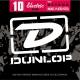 Corde Dunlop Extra Life Nickel Plated Steel Medium 10-46 DEN2016