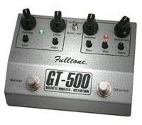 Pédale guitare Fulltone GT500