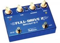 Pédale guitare Fulltone Full-Drive 2 MOSFET