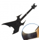 B.C.Rich Beast Beast SE Invisibolt shadow