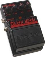 Pédale / Effet Digitech DDM Death Metal : infos / achat ...