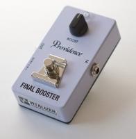 Pédale guitare Providence Final Booster FBT-1