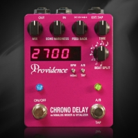 Pédale guitare Providence DLY-4 Chrono Delay