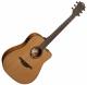 Guitare électro-acoustique Lag Tramontane T200DCE
