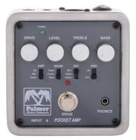 Préampli guitare Palmer Pocket Amp MKII