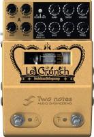Pédale guitare Two notes Le Preamp Le Crunch