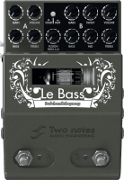 Multi-effet basse Two notes Le Preamp LeBass
