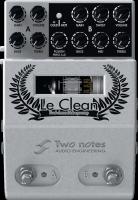 Pédale guitare Two notes Le Preamp LeClean