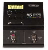 Multi-effet guitare Line 6 Stompbox M5