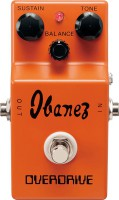 Pédale guitare Ibanez OD850 - Overdrive