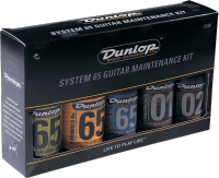 Entretien Dunlop System 65 Guitar Maintenance Kit 6500