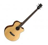 Basse acoustique & électro Cort Acoustic Bass series AB850FB