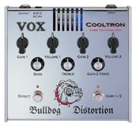 Pédale guitare Vox Cooltron Bull Dog
