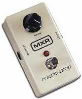 Pédale guitare MXR M 133 Micro Amp