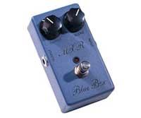 Pédale guitare MXR M 103 Blue Box