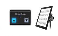 Footswitch / contrôle / sélecteur IK Multimedia IRig BlueTurn + iKlip Xpand