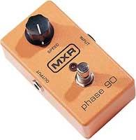 Pédale guitare MXR M 101 Phase 90