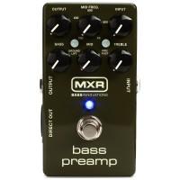 Multi-effet basse MXR M81 Bass Preamp