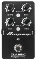 Pédale basse Ampeg Classic Analog Bass Preamp