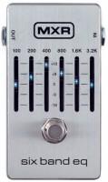 Footswitch / contrôle / sélecteur MXR M 109S Ten Band EQ