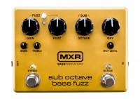 Pédale basse MXR Bass Innovations M287 Sub Octave Bass Fuzz