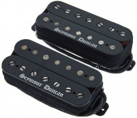 Micro guitare et basse Seymour Duncan Humbucker Black Winter 7 STGR 2-Set