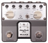 Pédale guitare Mooer Shimverb Pro
