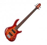 Basse 5 Cordes et plus Cort Action Bass series DLX V Plus