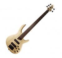 Basse 5 Cordes et plus Cort Artisan Bass B5 Plus AS