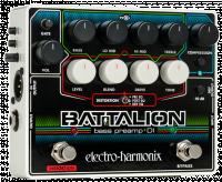 Pédale basse Electro Harmonix Battalion Bass Preamp DI
