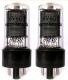 Lampe d'ampli Electro Harmonix 6V6GT - Matched Duet