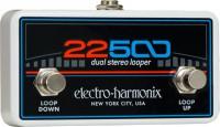 Footswitch / contrôle / sélecteur Electro Harmonix 22500 - Foot Controller